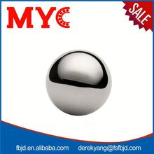 Good quality suj2 copper hollow chrome steel ball