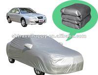 Non- Woven Fabric Slivery Car Cover For Hyundai Elantra