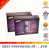 Manufacture luxury printed charging gift packaging paper cardboard cell phone box
