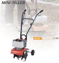 garden tools mini tiller WG430 for farming/garden/cultivation/agriculture