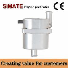 Nueva venta caliente del motor del coche 12 v calentador eléctrico del coche