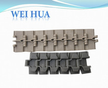 high precision plastic plate chain for conveyor mould ,plawstic conveyor chains mold