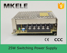S-25-12 ce approved 12v2a single output 25w 12v dc power supply switching power module 12v made in China