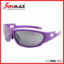 sport kids sunglasses, motocycle riding glasses, changeable lens specialized sport sunglasses