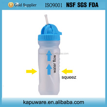 hot selling new Tritan outdoor sport filter water straw bottle for healthy life