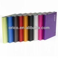ORICO 2.5'' External HDD Enclosure; 9.5mm HDD enclosure;
