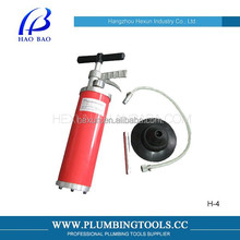 High Quailty pipe drain cleaner water jet drain cleaner with CE