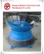 high quality sandvike SDK/METSO/SYMONS cone crusher parts