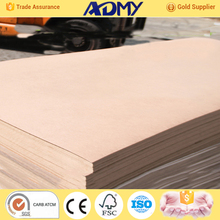ADMY 2015 new products wholesale mdf sheet 20mm factory price