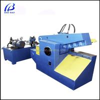 HW-100 factory price hydraulic scrap metal baler/Scrap Metal Shear /hydraulic alligator shear for metal