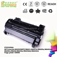 Compatible for HP 390A Toner Cartridge FOR USE IN HP LaserJet M4555MFP/M601/M601n (PTCE390X)