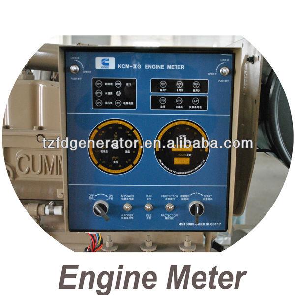 200kw marine generator made with cummins generator