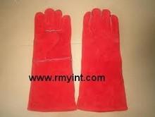 pakistani RMY 034 high quality working gloves long cuff
