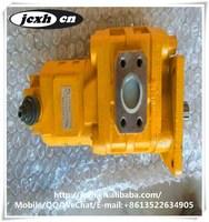 SEM wheel loader spare parts W064000000 CBGj2080/1010 working hydraulic tandem gear pump