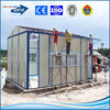 modern design prefabricated house in low cost for sale