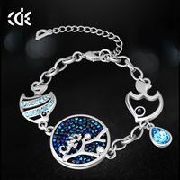 China Wholesale Supplier Hot Selling Ladies Charm Bracelet Models