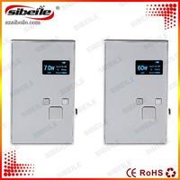 KSD N6 7-60W mod for bosch cordless drill battery KSD N6 min resistance is 0.2-0.4 ohm box mod 18650 BATTERY