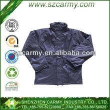 Jordan 2 in 1 Army Use Navy Blue Military Field Jacket