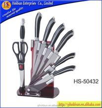 China supplier Holdsun HS-50432 swiss kitchen knife, swiss knife set