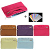 """Notebook Laptop Sleeve Bag Pouch for Macbook Pro, Handbag Keyboard Protector Guard for Macbook Pro 13"""" 15"""" Case Cover"""