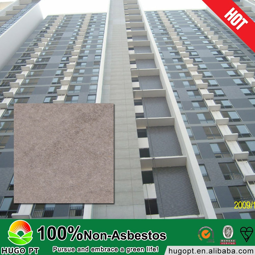 Decorative Exterior Cement Board : Exterior wall decorative concrete fiber cement board buy