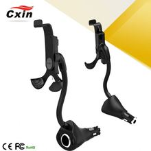 2015 good design high quality china cell phone car charger holder 2015 retail