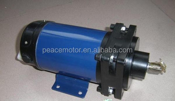 dc gear motors
