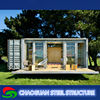 Sandwich panel Eco-friendly Flat pack New type Economical prefabricated cheap prefab solar power container home