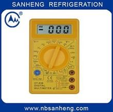 High Quality DT838 Insulation 1000V Digital Multimeter Brands