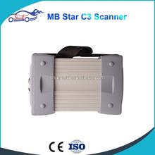 De múltiples funciones automóvil estrella c3 del mb del coche faro auto diagnóstico scanner