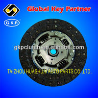 Friction material clutch disc plate for automotive