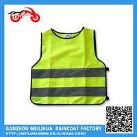 High quality Fluorescence green Reflective vest
