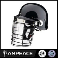 wholesale goods from China FBK-L05 anti riot equipment-Anti german military anti riot glass fiber helmet