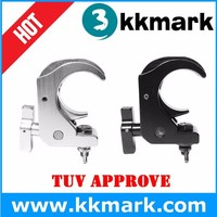 snap clamp/TUV approve truss clamp/silver & black truss lighting clamp