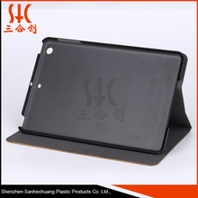 Unique Protective Design mobile phone leather case for ipad