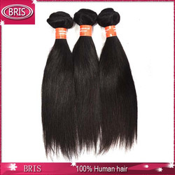 natural looking full cuticle one donor human hair weave wholesale
