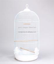 "Round Dome Canary Cockatiel Parakeet Bird Cage 16"" Diameter x 36""H"