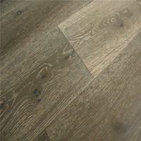 ABCD Grade Smoked Multilayer Engineered Oak Wood