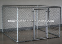 welded wire dog kennel and runs/metal large dog kennels ANTI-CLIMB BAR SYSTEM DOG RUN PEN CAGE