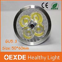 alibaba china modern gu5.3 85-265v 4W led lamp alumium led spot price