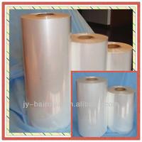 hot sale!!! flexible packaging material Polyolefin plastic film pof shrink film