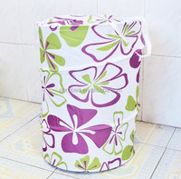 Colorful Collapsible Laundry Hamper with lid --RHS1011