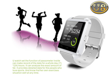 2015 High quality TFT vision China health fitness Bluetooth connection navigation nucleus smart watch