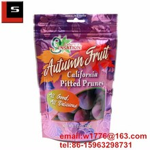 plastic dried prunes packaging bag