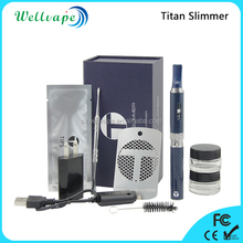 China famous quality guaranteed titan slimmer soop dogg dry herb vaporizer manufacturer
