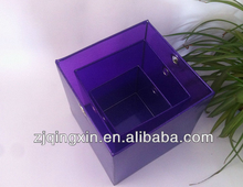 small cute PVC wire frame storage basket