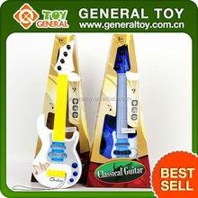 4 string guitar w/light