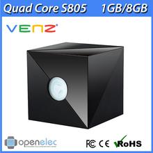 Venz V5 linux tv box openelec kodi 15.2 loaded