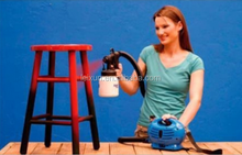small size low noice household use paint machine
