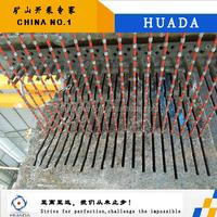High efficiency diamond multi wire saw for cutting granite block